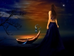 *Waiting for my star...*