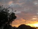 Aden, Sunset ,Yemen