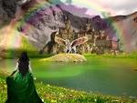 *Rainbow land*
