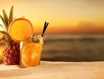 Orange Fruit Drink