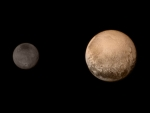 New Horizons Passes Pluto and Charon