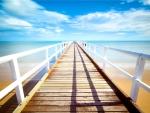 Blue Ocean Pier