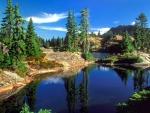 Washington, Wenatchee Lakes