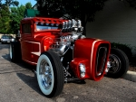 Kool Hot Rod Truck