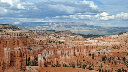 Bryce Canyon - Bryce, Phil Brown, Canyon, Widescreen