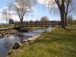 Upstate NY city park