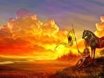 Horse Lords of Katan