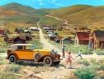 Lincoln Convertible - 1932