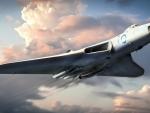 British Vulcan Painting