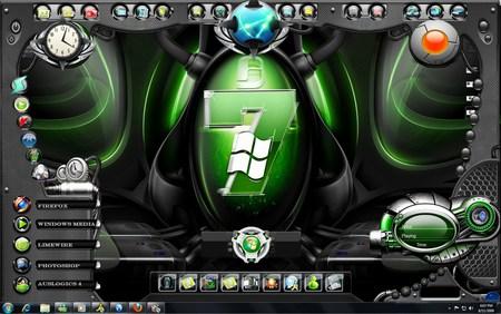 Seven Heaven - vista, xp, desktop