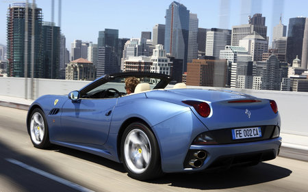Ferrari-California 38 - extreme, fulfil the expectations