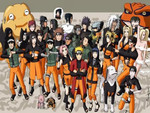 Everyone Pays Tribute To Naruto