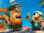 Minions Movie Banana Bar