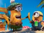 Minions Movie Banana Bar