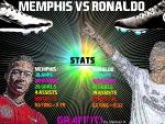 Memphis VS Ronaldoo
