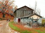 Autumn's Past Time