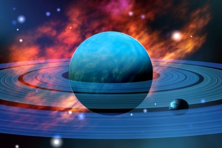 Beautiful Neptune - solar system, planets, neptune, blue, splendor, space