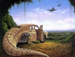 Prehistoric Car