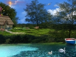 ~*~ Peaceful Cottage ~*~