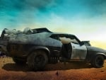 Interceptor from Mad Max Fury Road