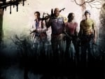 Left 4 Dead 2 Menu Wallpaper