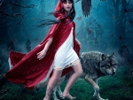 Little Red with Wolf