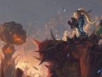 Heroes of the Storm - Nova
