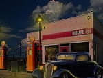 Route 66 Service Station