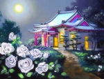 China House in Moon