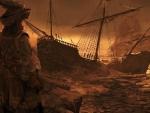 'Pirate ship'....