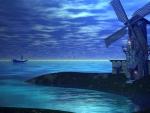 Windmill 3D
