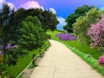 ~*~ Nature Pathway ~*~