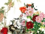 Japanese Flower Art