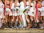 Cowgirl's Brides Maids
