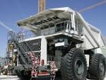 Liebherr T282B Mining Truck