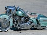 Kustom Harley Bagger