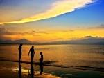 Sunset at Da Nang Bay