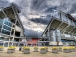 cleveland browns stadium hdr