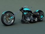 Kustom Motorcycle