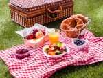 Take a Break and have a picnic