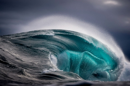 Big wave - nature, water, wave, ocean