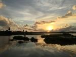 Sunset~Taiwan chengcing Lake