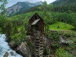 The Crystal Mill, Colorado