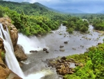 Athirappilly Waterfall, India