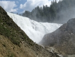 Wapta Waterfalls, Yoho Nat'l. Park, Alberta