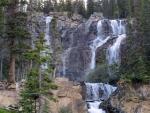 Tangle Waterfall, Jasper Nat'l. Park, Alberta