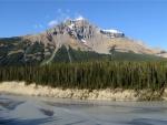 Mountain in Jasper Nat'l. Park, Alberta