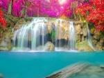 Autmn Waterfall