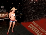 Cowgirl Dancer