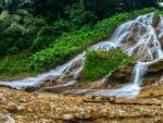 Pityak Waterfall, Dumanjug, Cebu (Philippines)